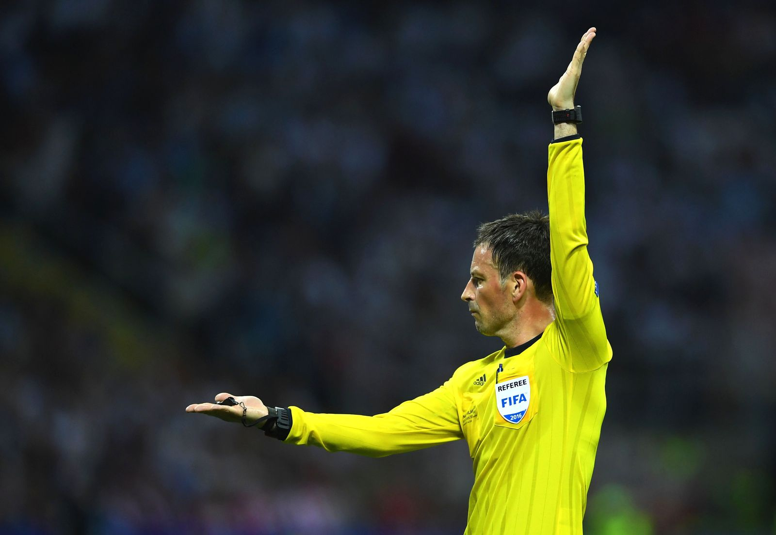 FIFA Schiedsrichter Mark Clattenburg