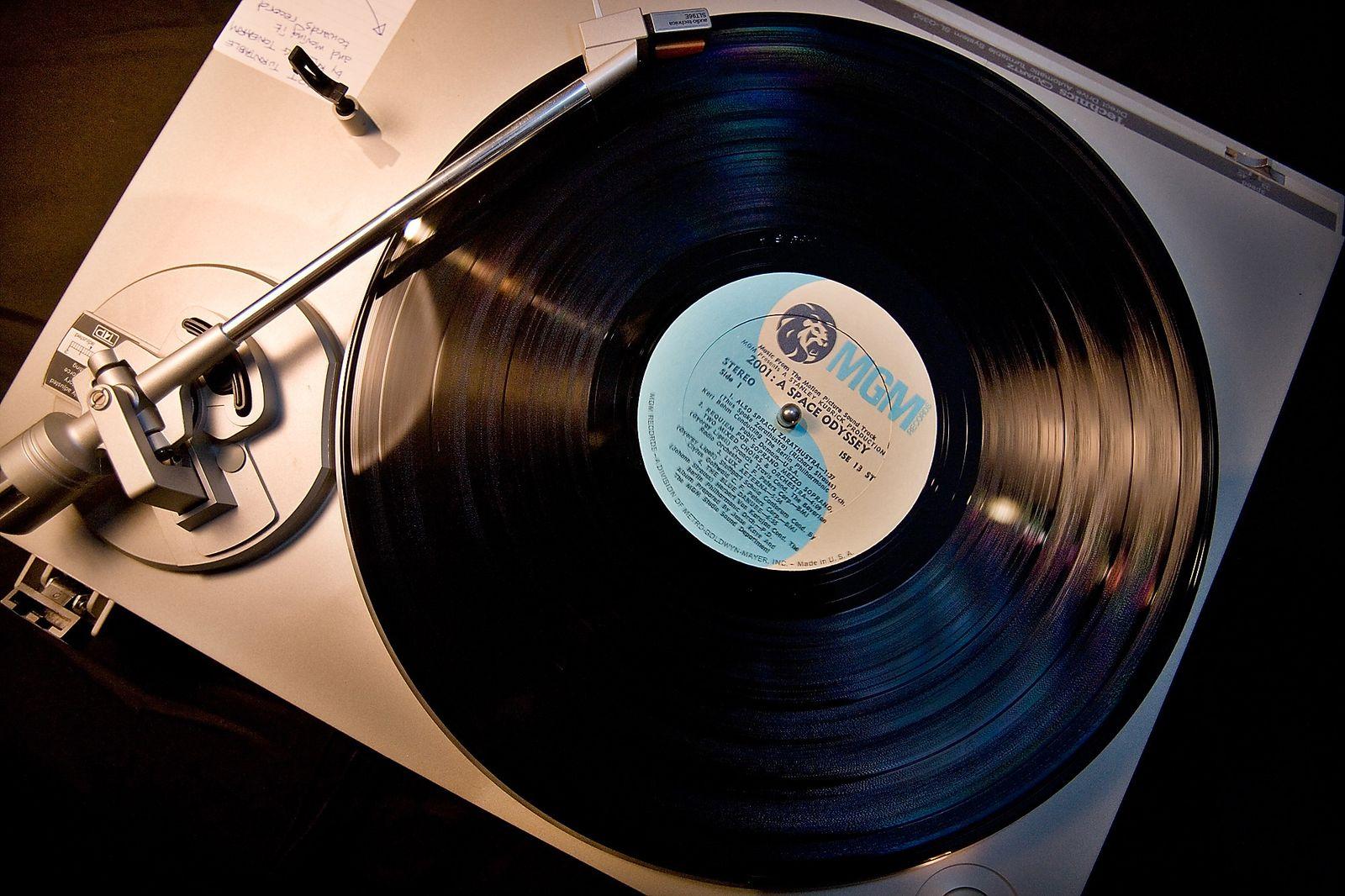 MGM / Vinyl / Platte