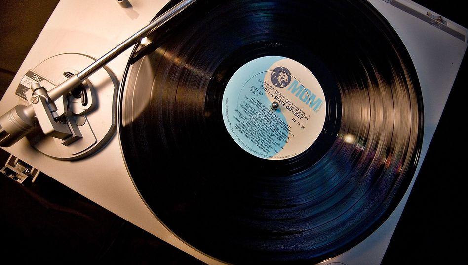 Schallplatte: Längere Schutzfristen für Musikaufnahmen?