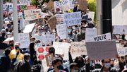 Tausende US-Amerikaner demonstrieren gegen antiasiatischen Rassismus