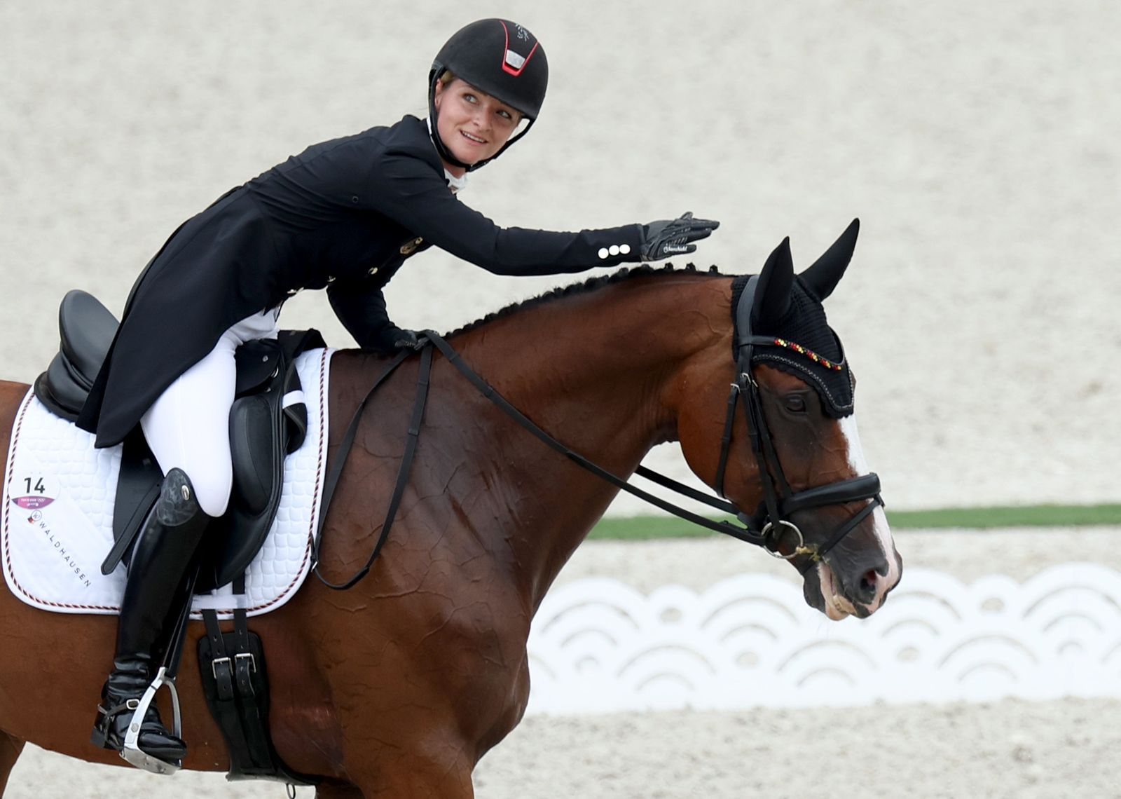 Tokio 2020 - Pferdesport
