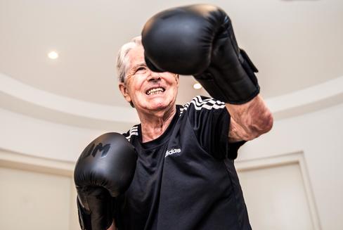 Hobby-Boxer Elstner