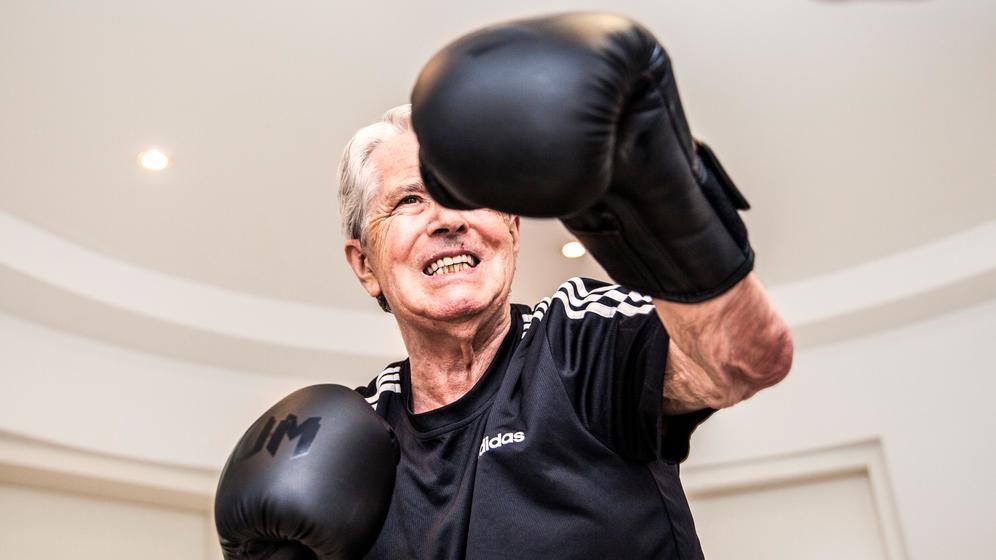 Hobby-Boxer Elstner: