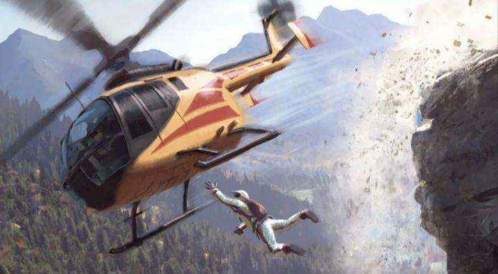 Neues Criterion-Spiel: Action aus der Ich-Perspektive