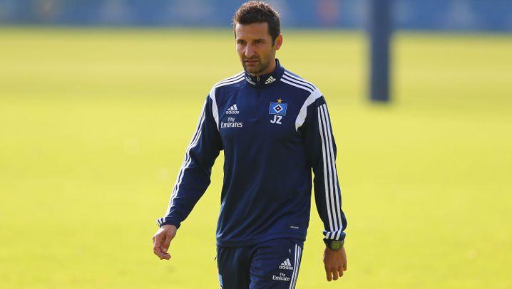 Neuer HSV-Trainer: Zinnbauer ersetzt Slomka
