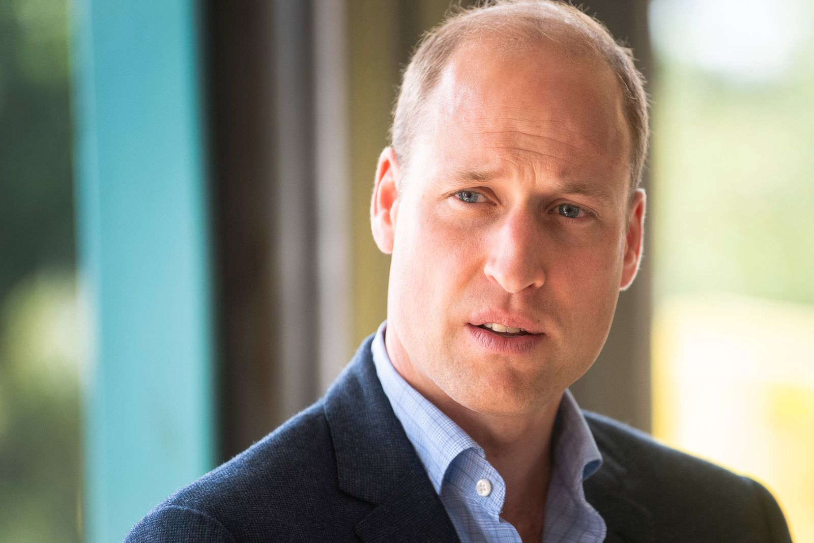 The Duke of Cambridge Visits The Kings Lynn Ambulance Station