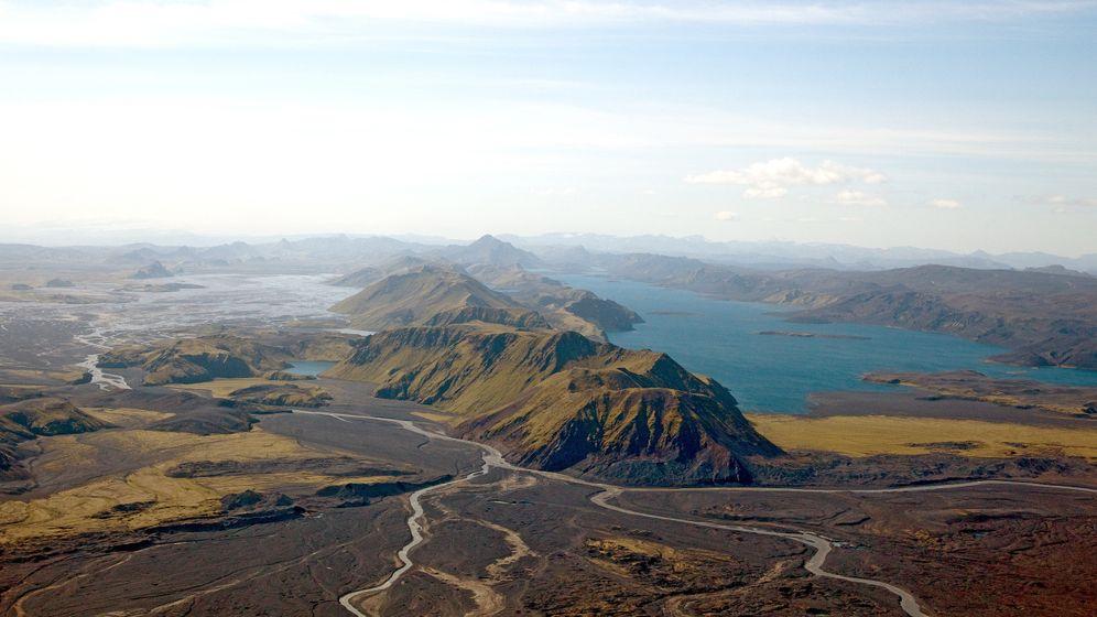 Bárðarbunga: Am bebenden Berg