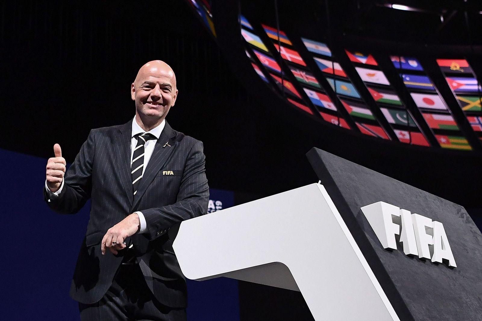 FBL-FRA-FIFA-CONGRESS