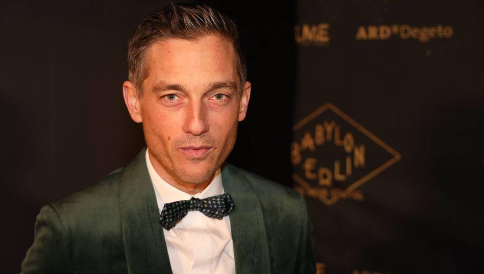 Schauspieler Volker Bruch: Will offenbar in die Partei »Die Basis« eintreten