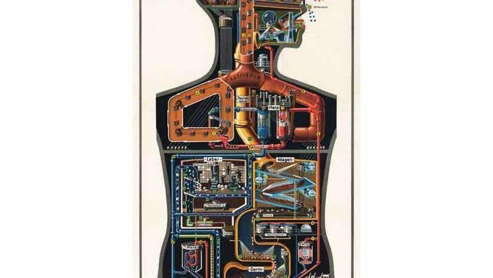 Fritz Kahn: Die Industrialisierung des Körpers