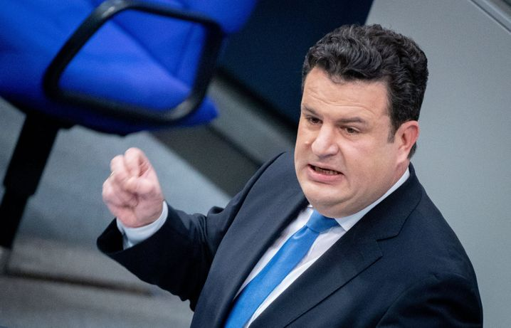 Arbeitsminister Hubertus Heil (SPD)