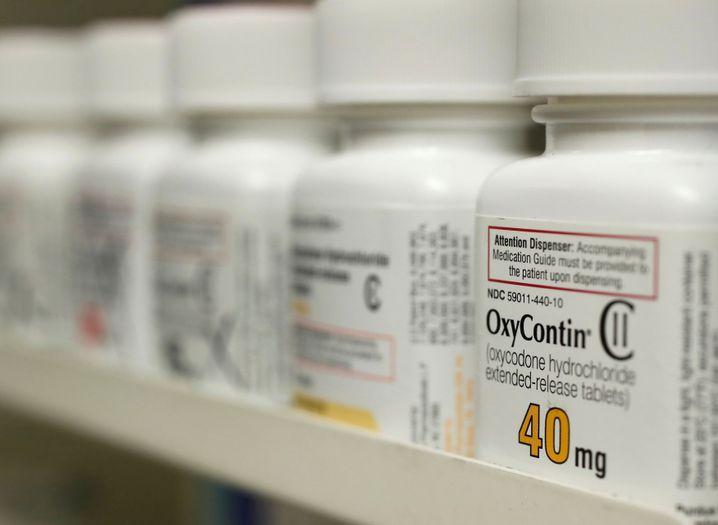 Schmerzmittel Oxycontin