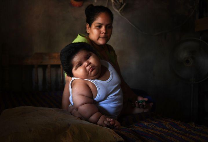 Viele Kinder und Erwachsene in Mexiko sind übergewichtig und haben Diabetes - die Krankheit wird oft zu spät erkannt