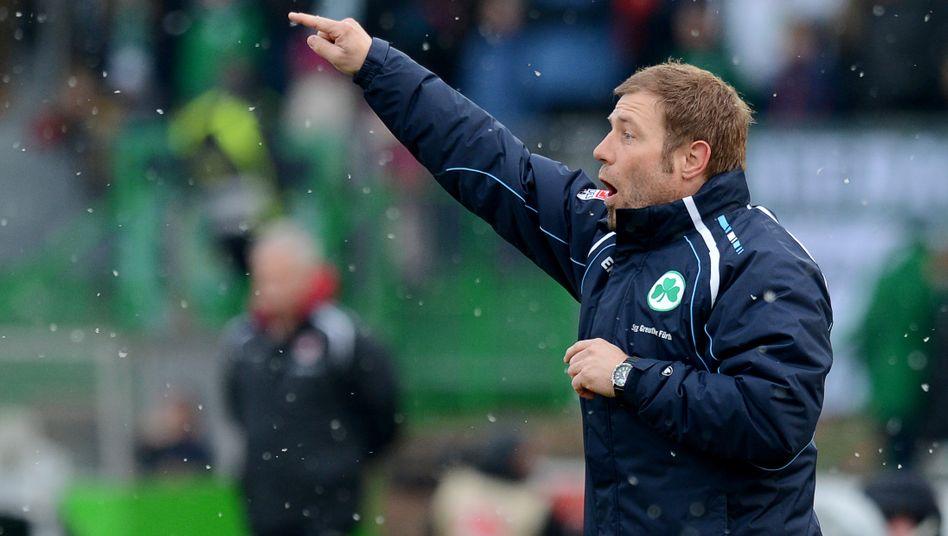 Frank Kramer kehrt in den deutschen Profifußball zurück