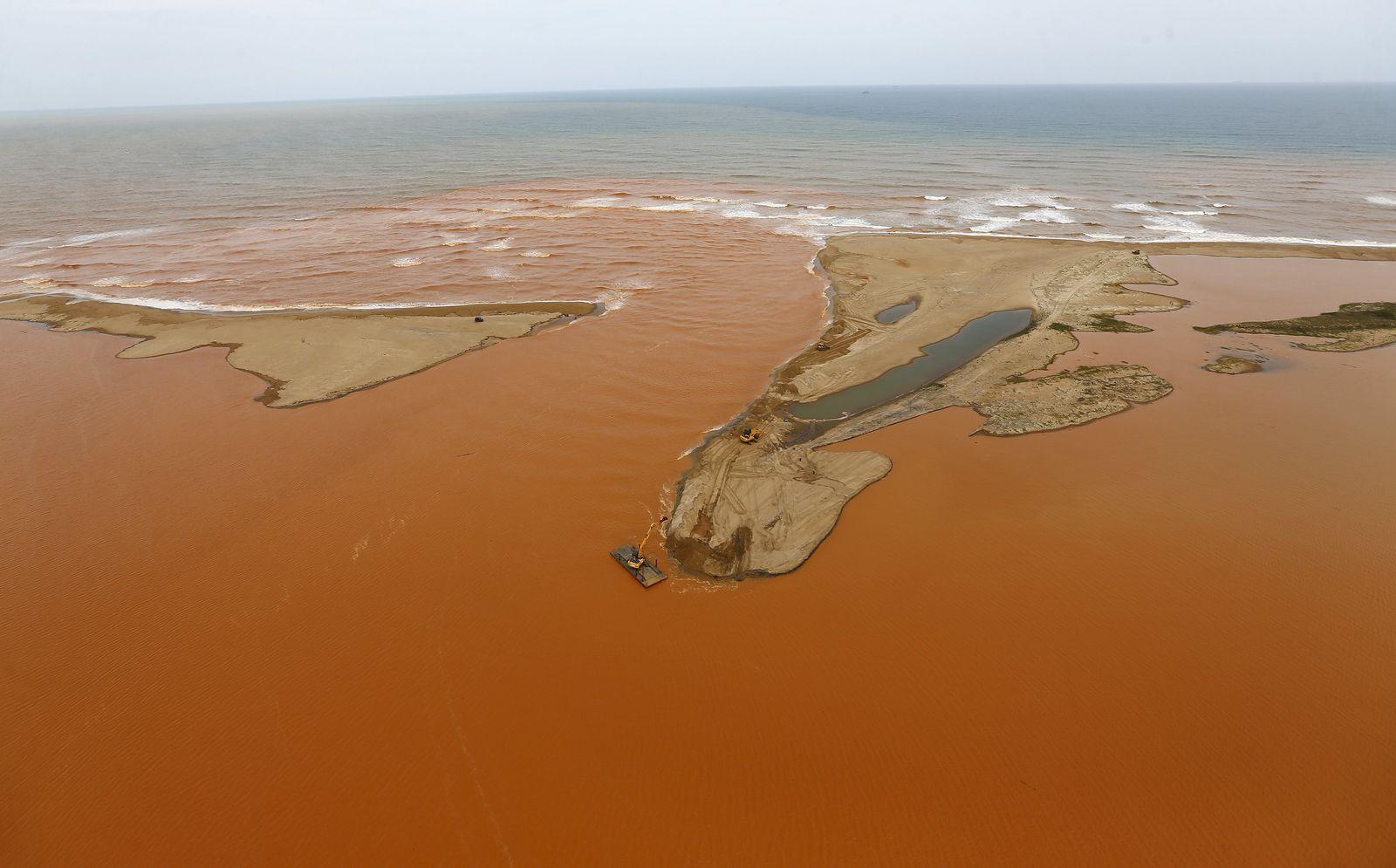Brasilien/ Dammbruch/ Folgen/
