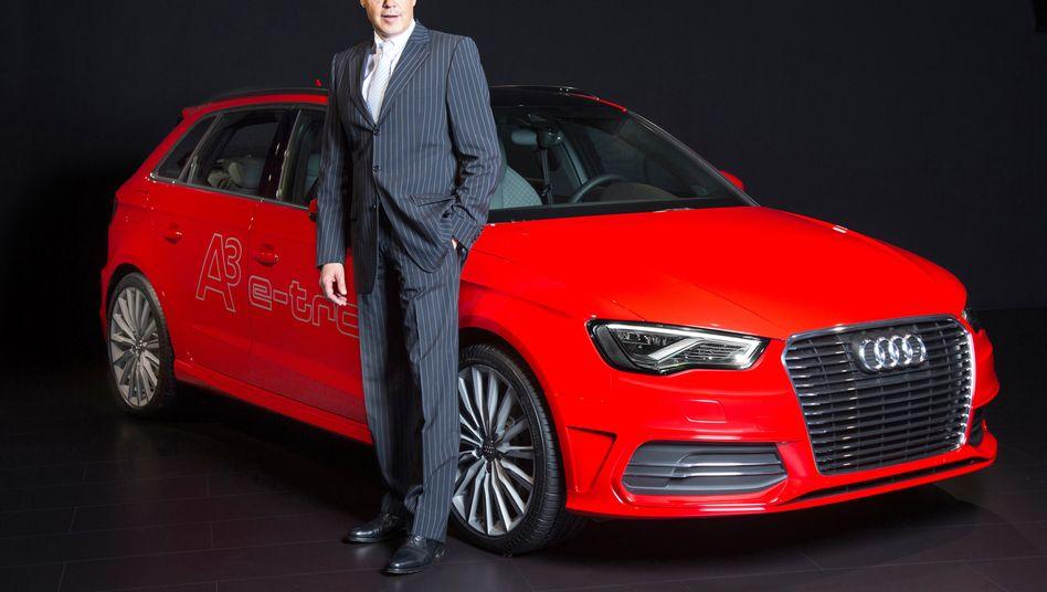 Audi-Entwicklungschef Dürheimer: Abgang nach nur einem Jahr