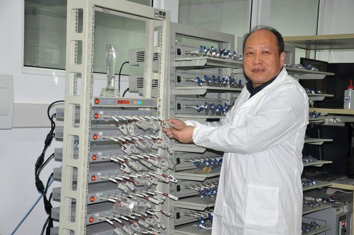Forscher Yongyao Xia