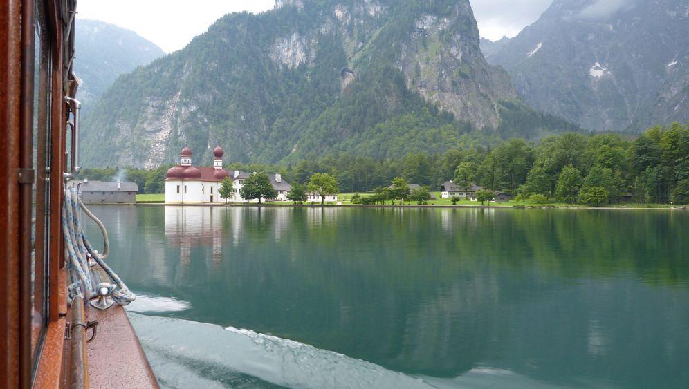 Nationalpark Berchtesgaden: Wasser und Marsch