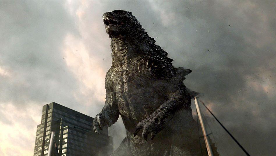 "Neues ""Godzilla""-Epos: Auferstanden aus den Ruinen Fukushimas"