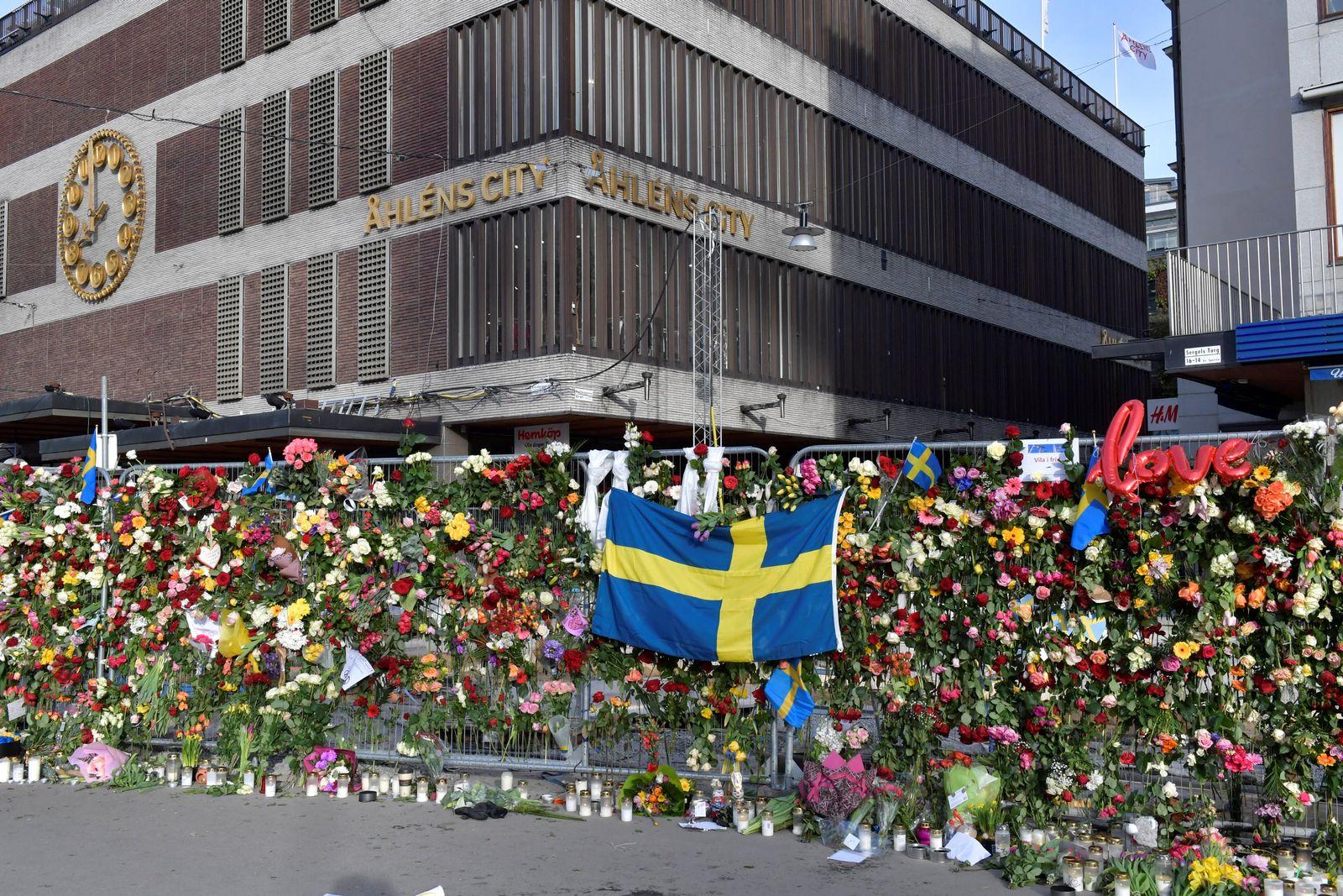 Stockholm/ Kaufhaus