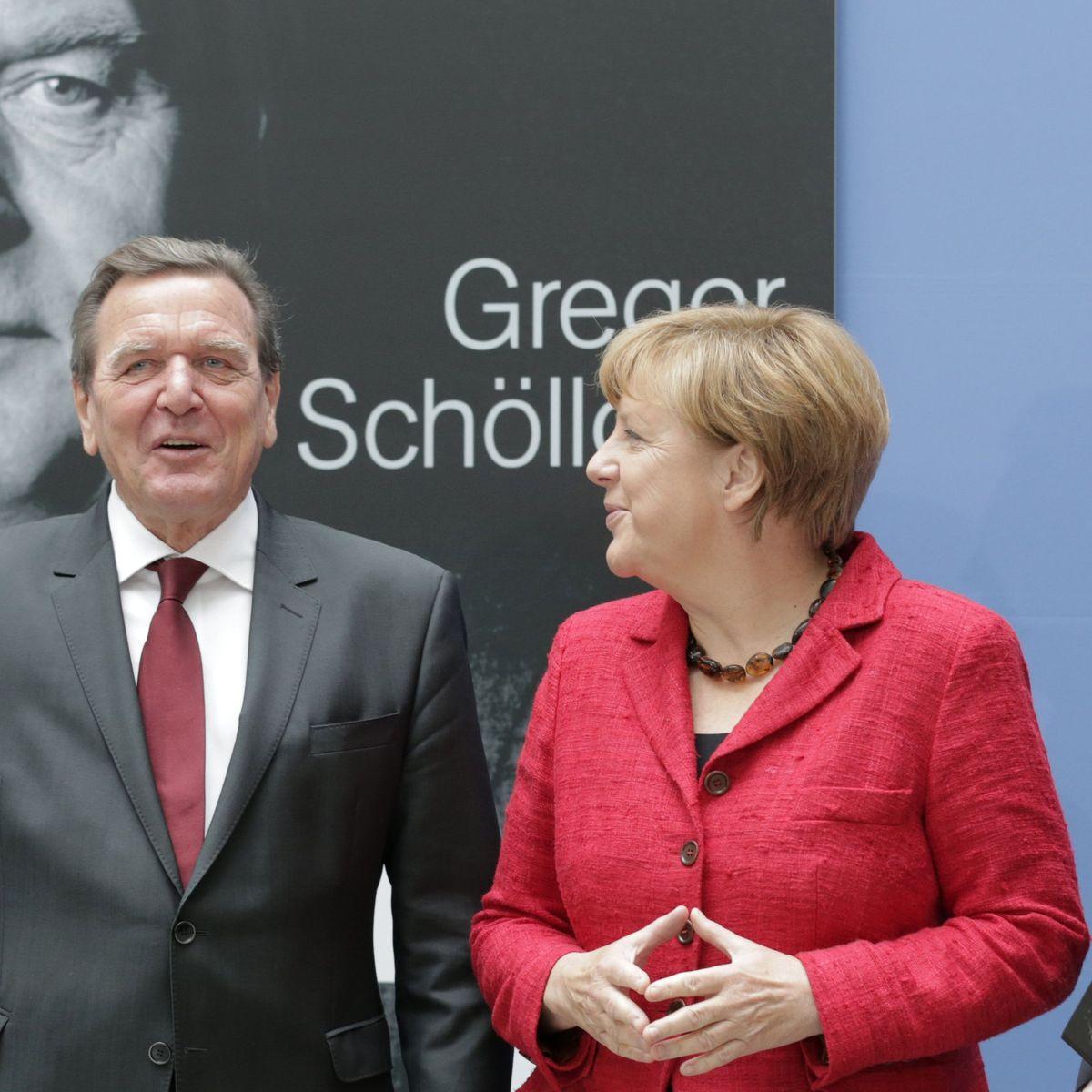 Lemo Biografie Gerhard Schroder 2