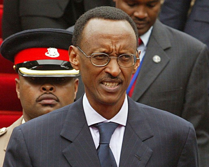 Rwandan President Paul Kagame doesn't shy away from breaking the law to go after his critics.