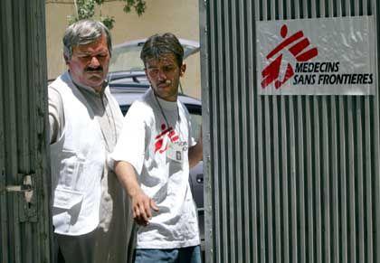 Ärzte ohne Grenzen: Ansehen erhöht die Spendenbereitschaft online