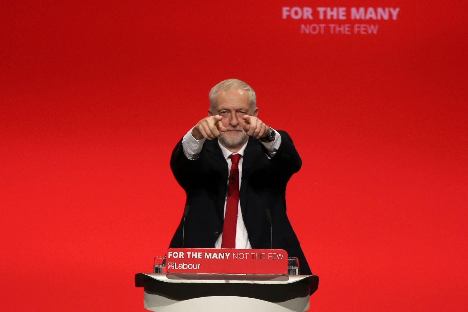 Labour Corbyn