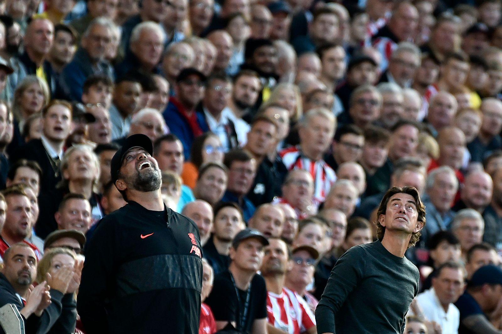 FC Brentford - FC Liverpool