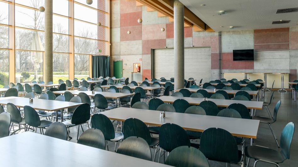 Wegen der Coronapandemie sind Deutschlands Hochschulen seit mehr als einem Jahr geschlossen (Symbolbild)