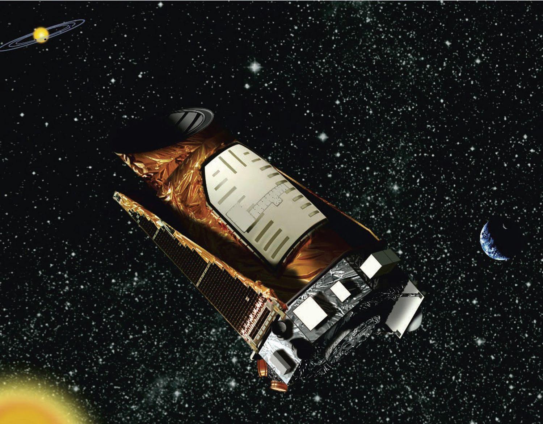 Weltraum / Planeten / Kepler