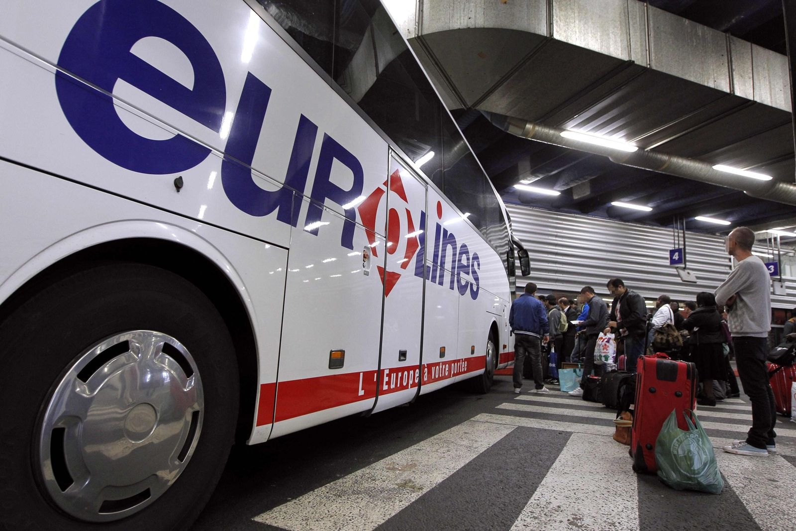 Flixbus / Eurolines