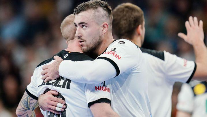 """Handballer hoffen auf das nächste """"Wintermärchen"""""""