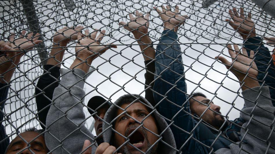 Athen: Wut nach dem Tod eines Flüchtlings