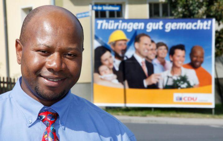 CDU-Politiker Schall: Drohungen von der NPD