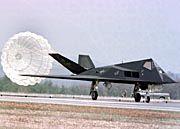 Tarnkappenbomber F-117: Ende der Unsichtbarkeit?