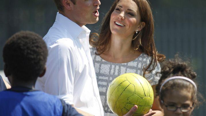 """Kind von William und Kate: """"Happy Birthday, Royal Baby"""""""