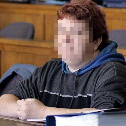 Andrea M.: Heimliches Treffen mit dem Sohn in der U-Haft
