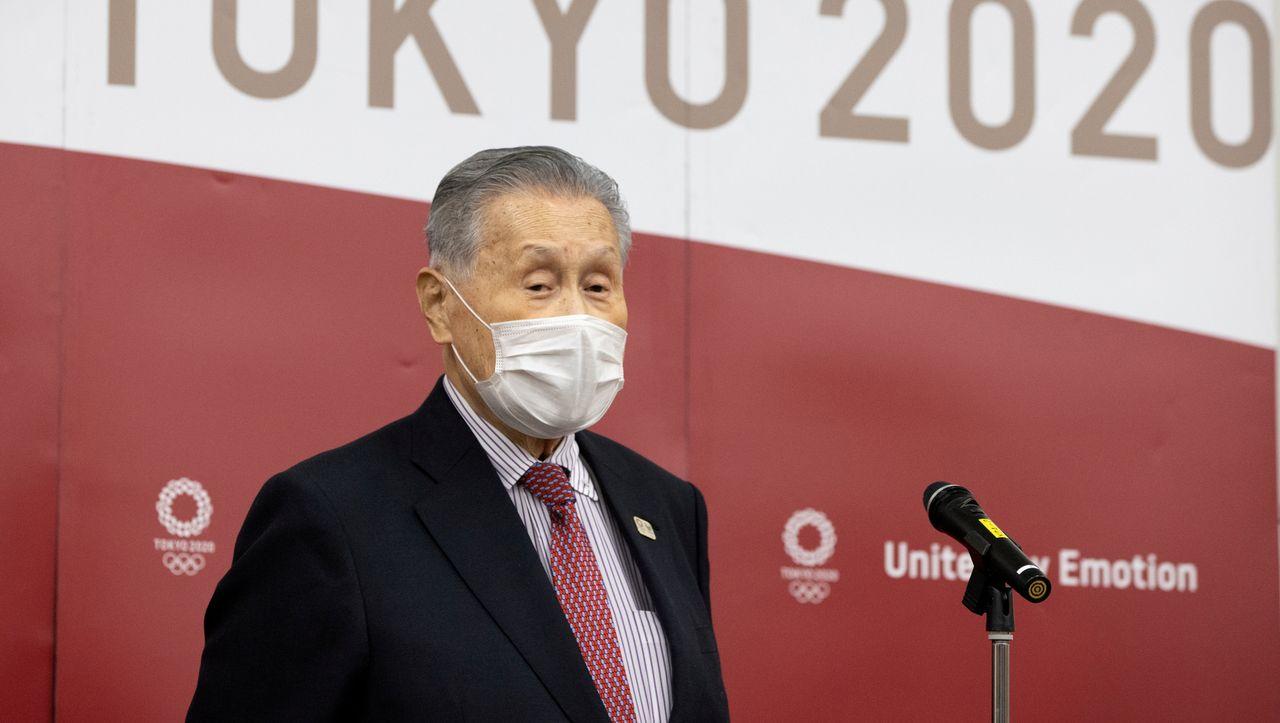 Organisationschef der Olympischen Spiele in Tokio: Sponsoren und Politik machen Druck auf Mori nach sexistischen Aussagen - DER SPIEGEL