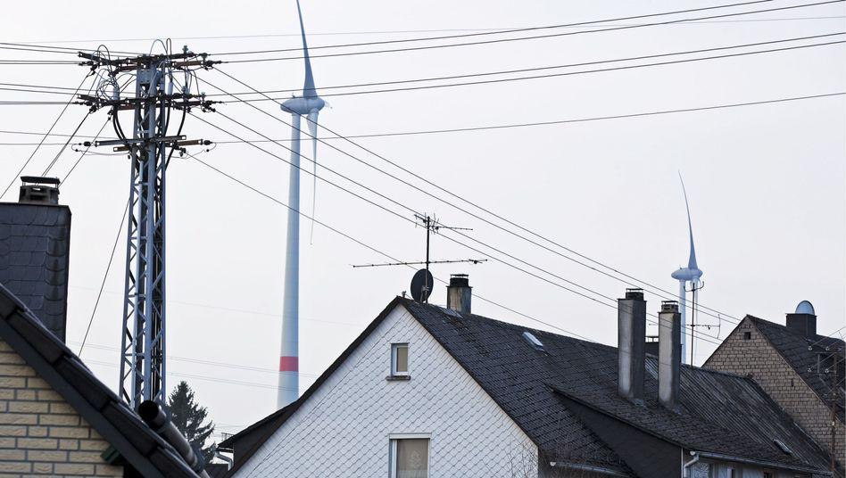 """Windkraftanlagen im hessischen Driedorf: """"Verlust an Lebensqualität"""""""