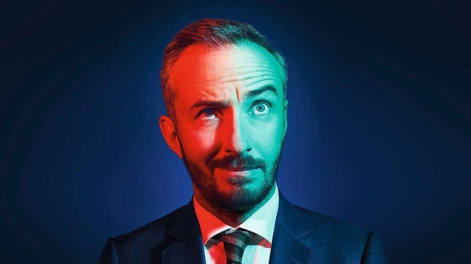 Moderator Böhmermann: »Erfolgreiche Menschen tragen gerne Sakkos«