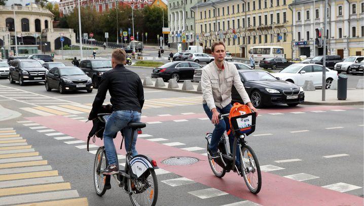 Verkehrsrezepte: So kommen Städte weltweit aus dem Stau