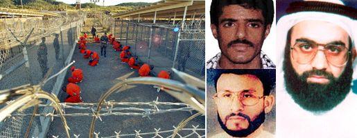 Camp X-Ray in Guantanamo (Archivfoto): Terrorverdächtige Attasch, Subeida und Mohammed berichten Rotem Kreuz von Folter in US-Lagern