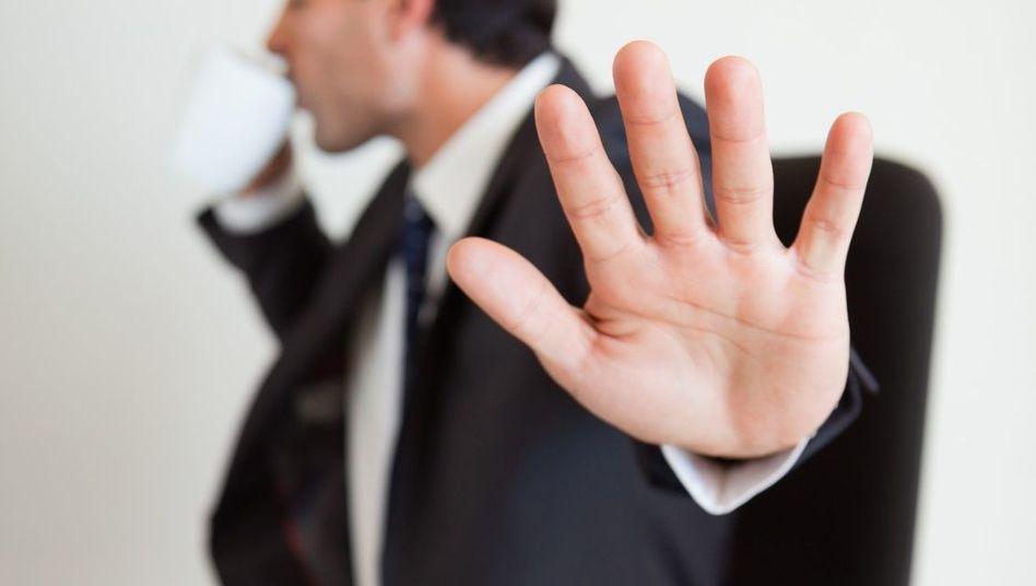 Schattenseiten der Beförderung: Oft wird es um Chefs schnell einsam