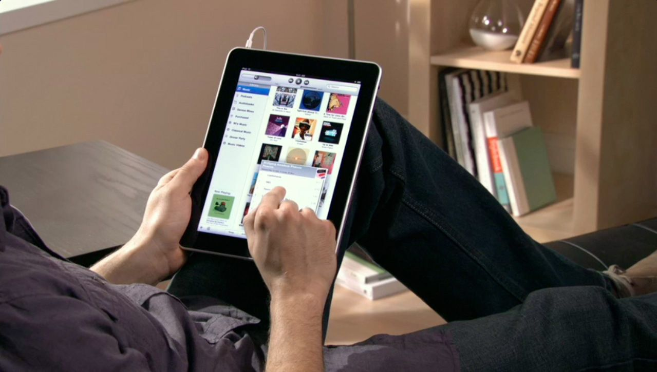 iPad Guided Tour Screenshot