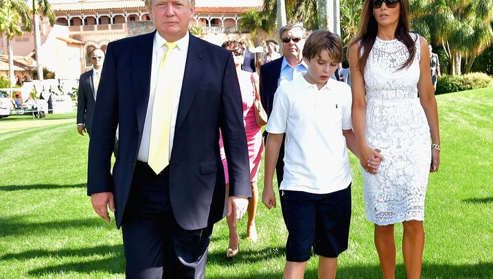 Donald Trump vs. Palm Beach: Der Rüpel unter den Reichen