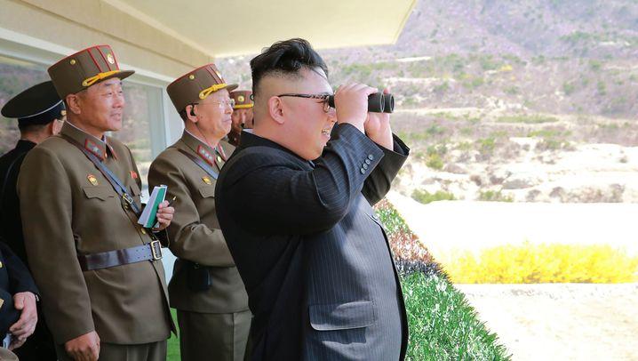 Trump und Nordkorea: Politik der Provokationen