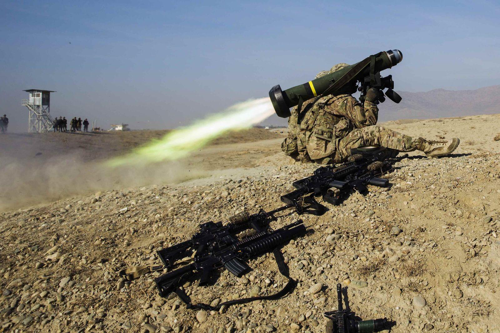Afghanistan/ US/ Truppen