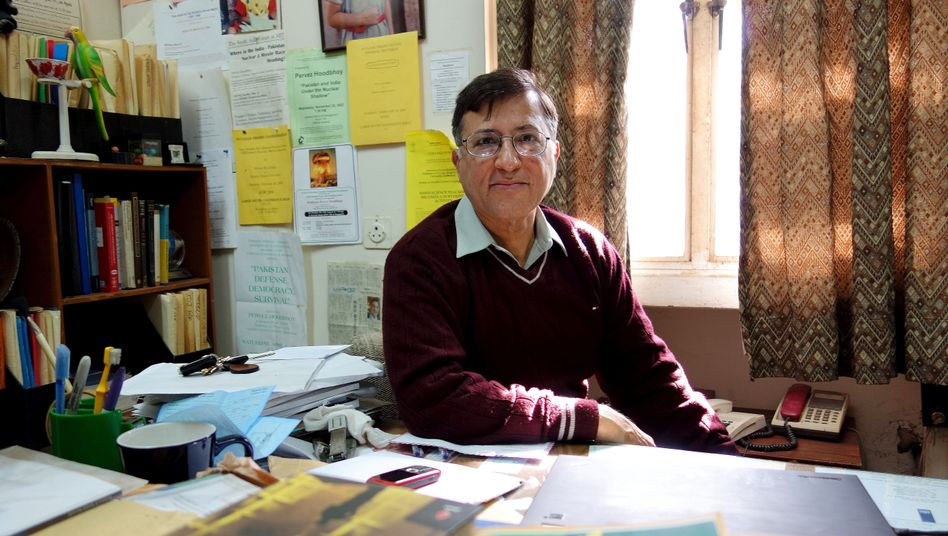 "Nuklearphysiker Hoodbhoy: ""Wir erleben gerade eine große kulturelle Revolution"""