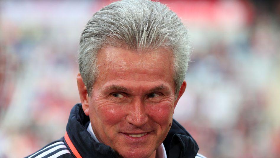 """Bayern-Coach Heynckes: """"Das wäre doch ein bisschen viel mit 68 Jahren"""""""